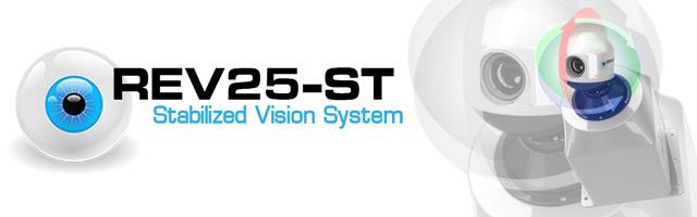RobotEye Vision REV25-ST