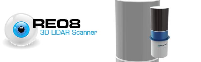 RE08 3D LIDAR